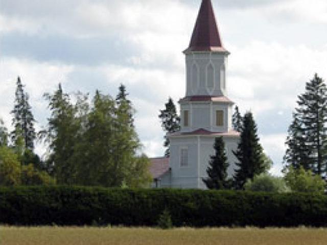 Mellilän kirkko